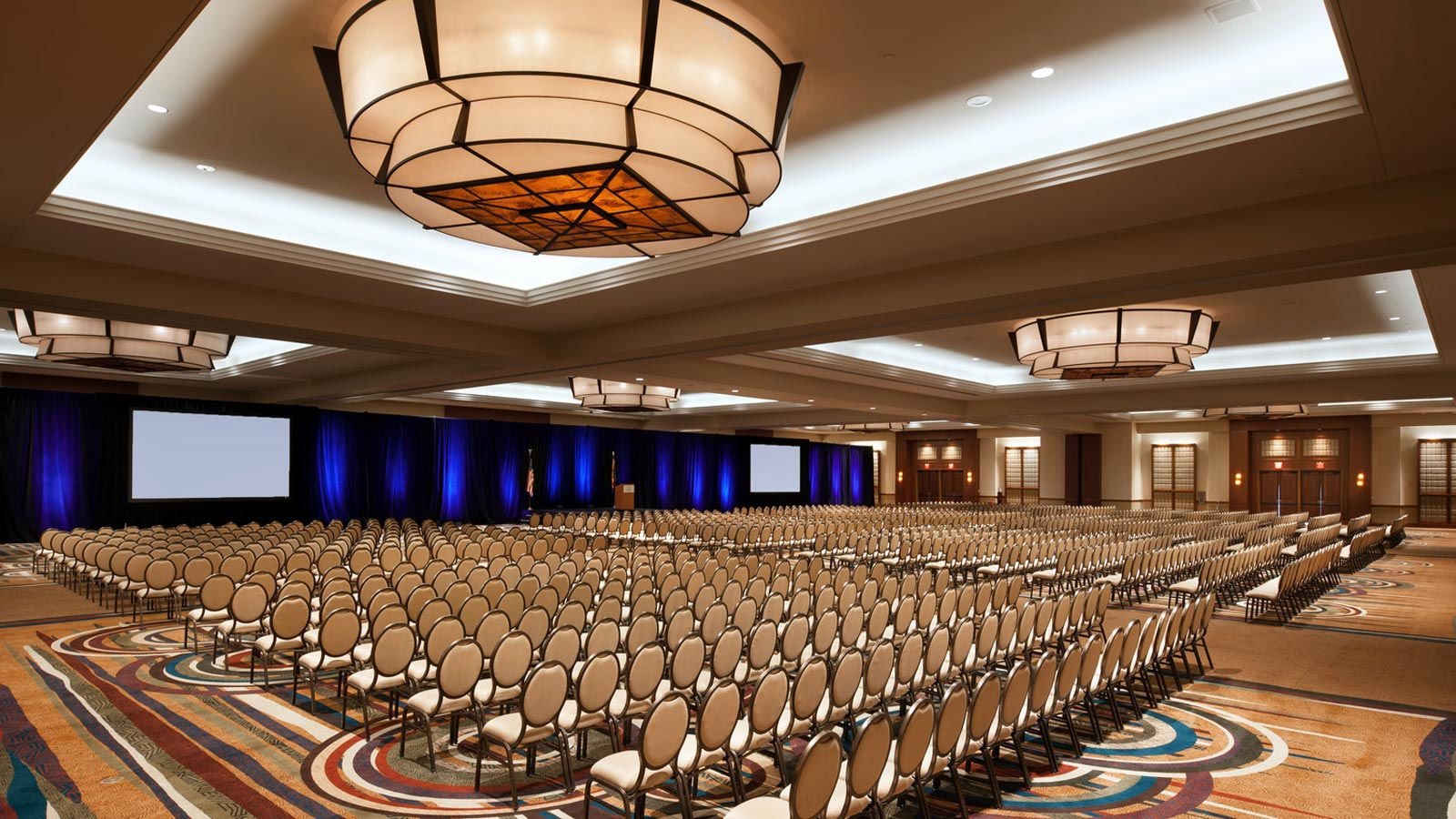 Phoenix Meeting Venues - Grand Ballroom Theater