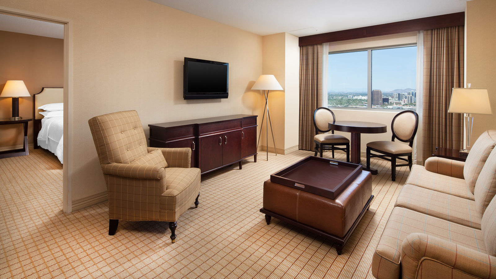 Executive Suites | Sheraton Phoenix Downtown Hotel