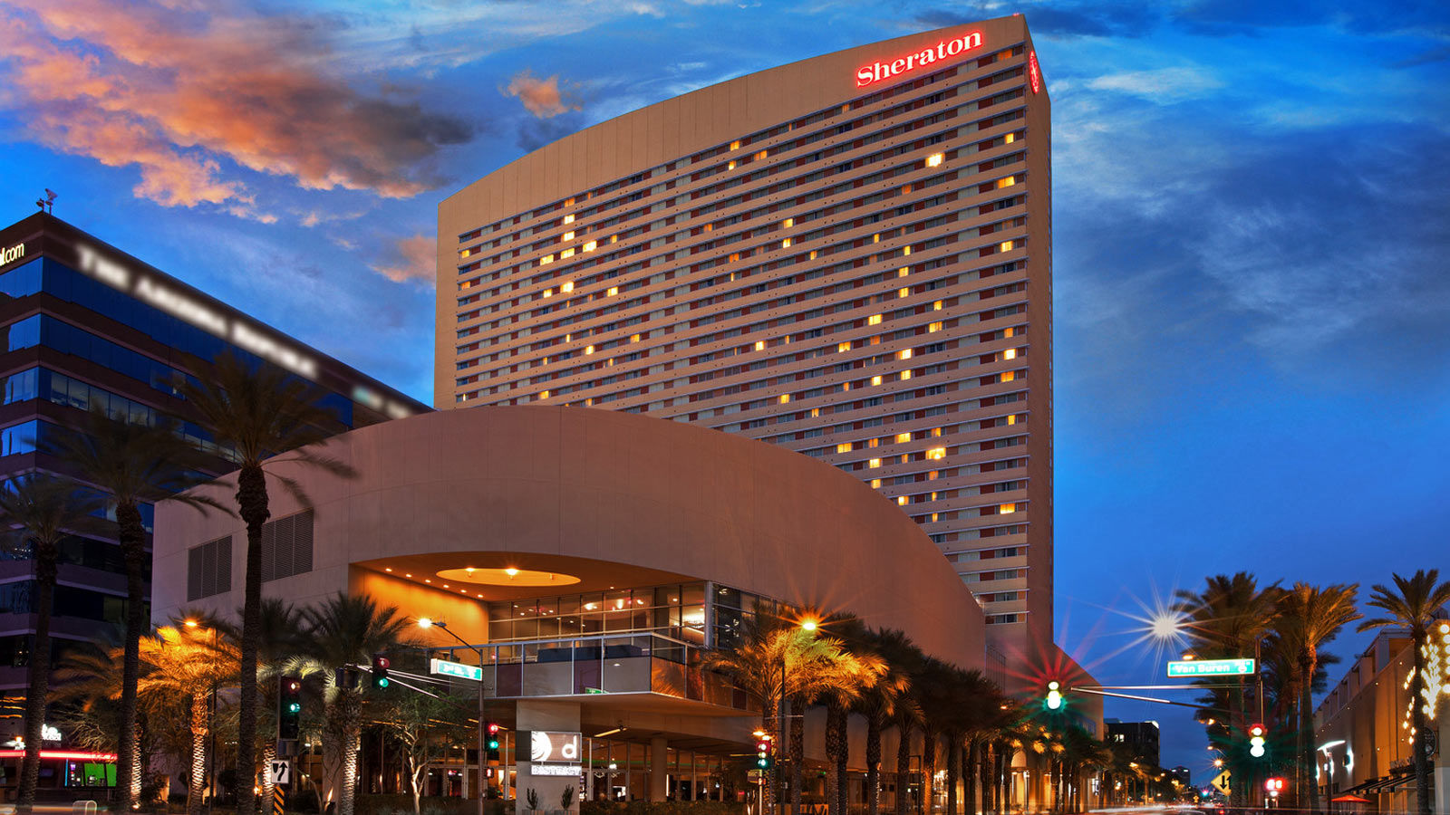 Phoenix Wedding Venues - The Sheraton Phoenix Downtown Hotel