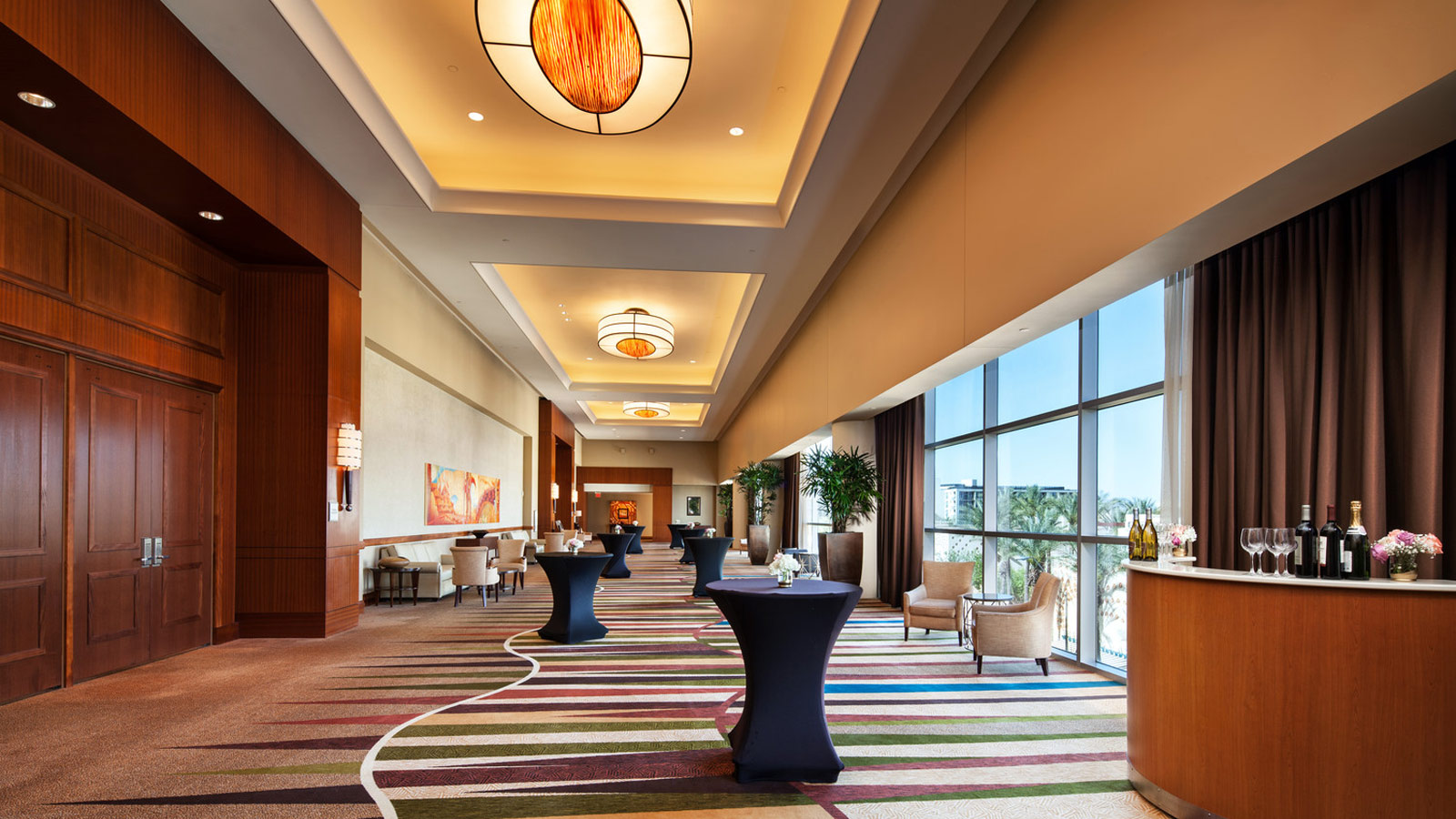 Sheraton Phoenix Downtown Hotel - Phoenix wedding space