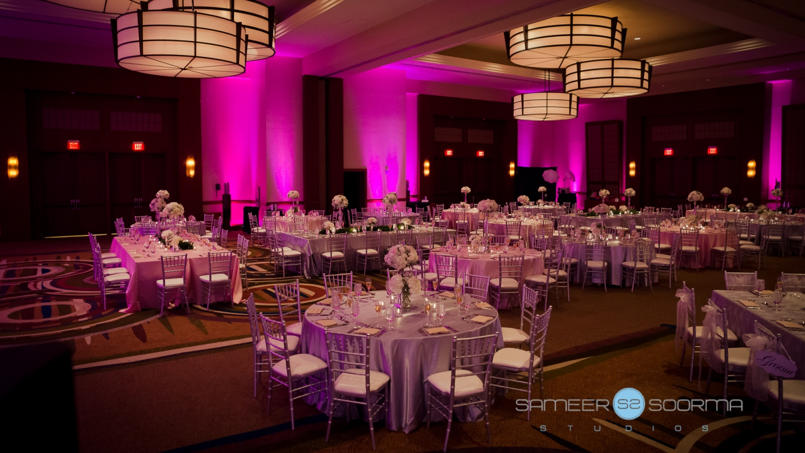 Sheraton Phoenix Downtown Hotel Indoor Wedding E